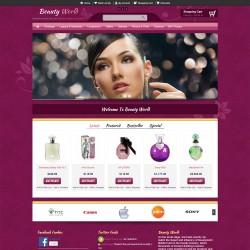 Beauty World - Opencart Theme 2.1.0.1